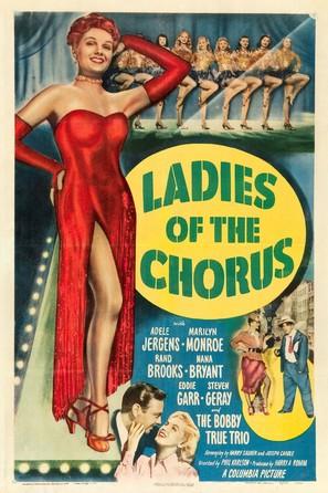 Ladies of the Chorus - Movie Poster (thumbnail)