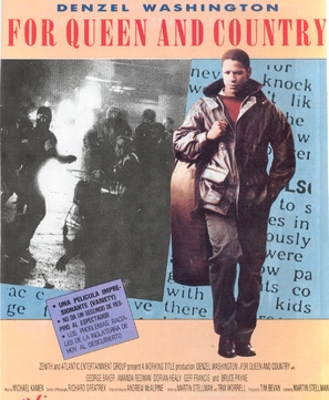 For Queen and Country - Movie Poster (thumbnail)