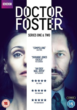 """Doctor Foster"" - British DVD movie cover (thumbnail)"