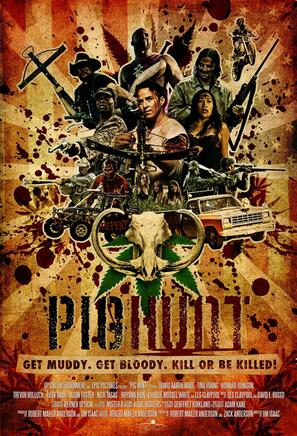 Pig Hunt - Movie Poster (thumbnail)