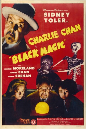 Black Magic - Movie Poster (thumbnail)