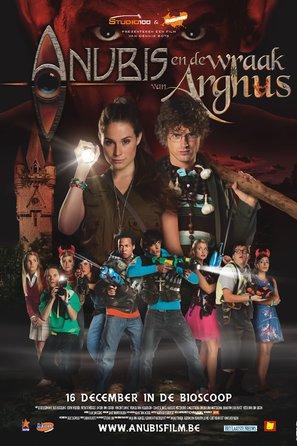 Anubis en de wraak van Arghus - Belgian Movie Poster (thumbnail)