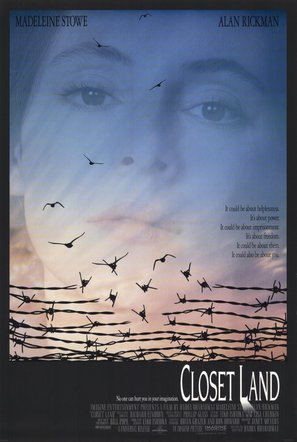 Closet Land - Movie Poster (thumbnail)