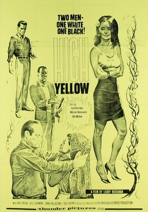 High Yellow - Movie Poster (thumbnail)