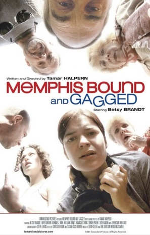 Memphis Bound... and Gagged - DVD movie cover (thumbnail)