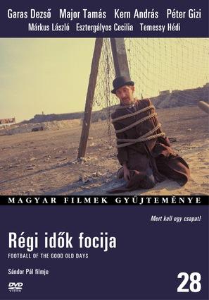 Régi idök focija - Hungarian Movie Cover (thumbnail)