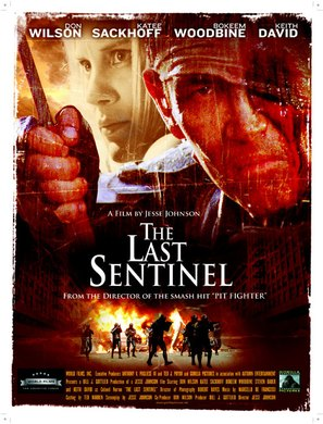 The Last Sentinel - Movie Poster (thumbnail)