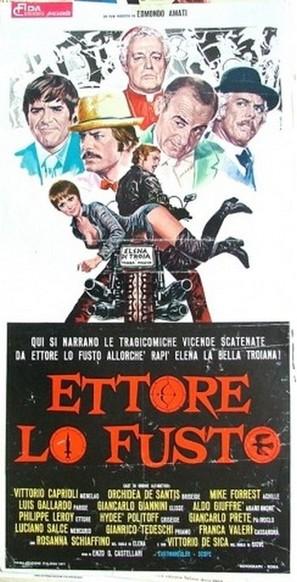 Ettore lo fusto - Italian Movie Poster (thumbnail)