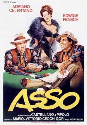 Asso - Italian Movie Poster (thumbnail)
