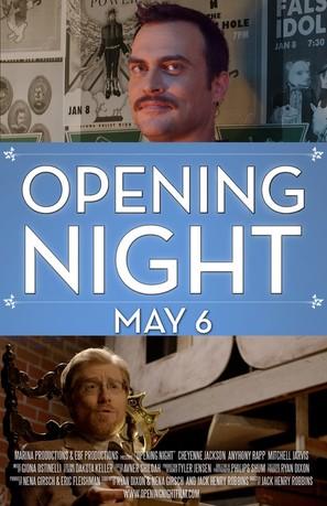 Opening Night - Movie Poster (thumbnail)