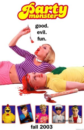 Party Monster - Movie Poster (thumbnail)