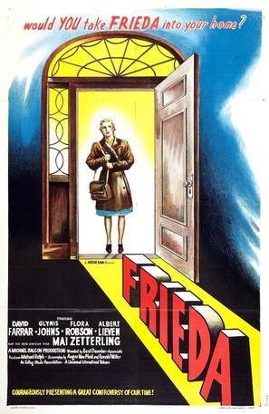 Frieda - Movie Poster (thumbnail)