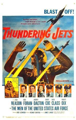 Thundering Jets - Movie Poster (thumbnail)