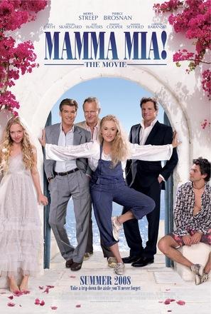 Mamma Mia! - Movie Poster (thumbnail)