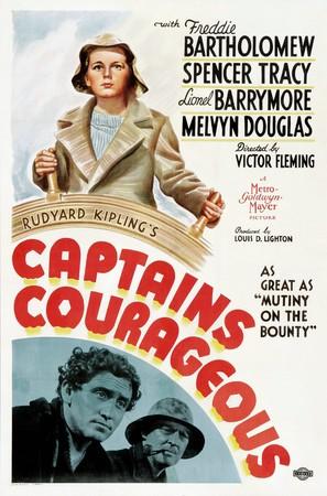 Captains Courageous - Movie Poster (thumbnail)