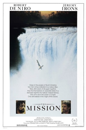The Mission - Movie Poster (thumbnail)