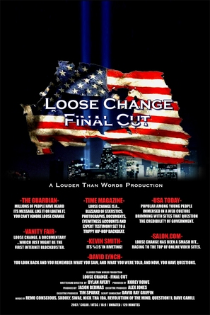 Loose Change: Final Cut - Movie Poster (thumbnail)