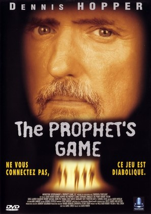 The Prophet's Game - French DVD cover (thumbnail)