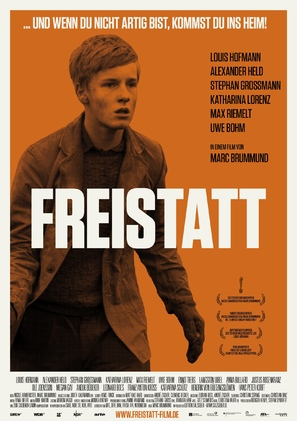 Freistatt - German Movie Poster (thumbnail)