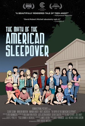 The Myth of the American Sleepover - Movie Poster (thumbnail)
