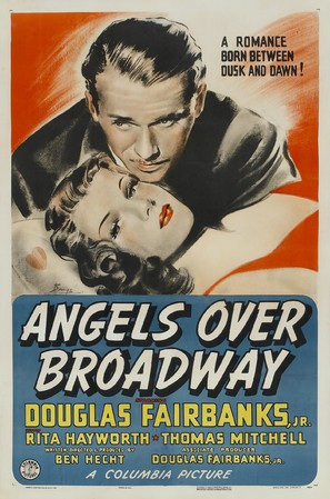 Angels Over Broadway - Movie Poster (thumbnail)