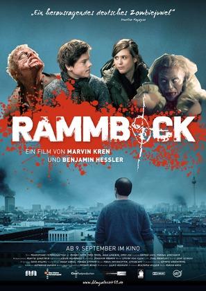 Rammbock - German Movie Poster (thumbnail)