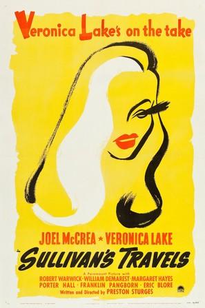 Sullivan's Travels - Movie Poster (thumbnail)