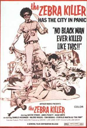 The Zebra Killer - poster (thumbnail)