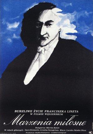 Szerelmi álmok - Liszt