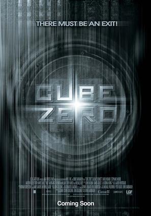 Cube Zero - Movie Poster (thumbnail)