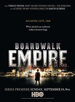 """Boardwalk Empire"" - Movie Poster (thumbnail)"