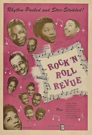 Rock 'n' Roll Revue - Movie Poster (thumbnail)