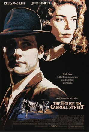 The House on Carroll Street - Movie Poster (thumbnail)