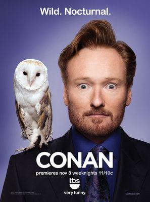 """Conan"" - Movie Poster (thumbnail)"