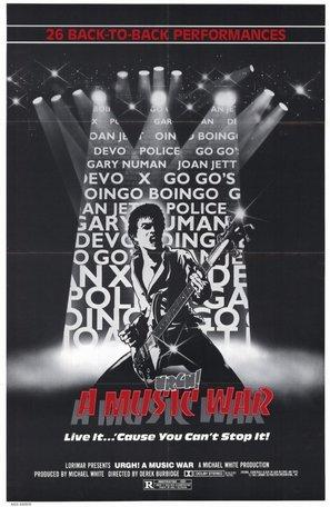 Urgh! A Music War - Movie Poster (thumbnail)
