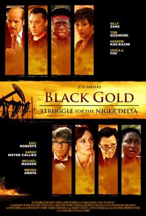 Black Gold - Movie Poster (thumbnail)