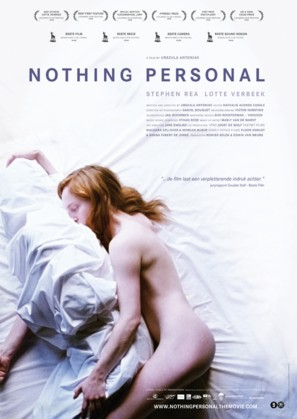 Nothing Personal - Dutch Movie Poster (thumbnail)