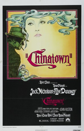 Chinatown - Movie Poster (thumbnail)