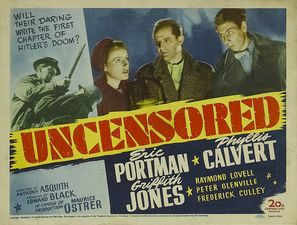 Uncensored - Movie Poster (thumbnail)