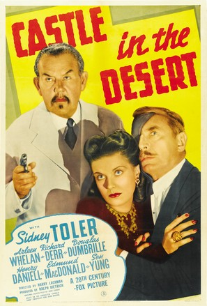 Castle in the Desert - Movie Poster (thumbnail)