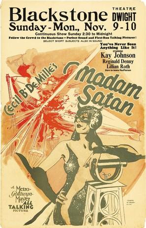 Madam Satan - Movie Poster (thumbnail)