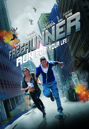 Freerunner - Movie Poster (thumbnail)
