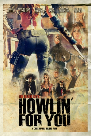Howlin' for You - Movie Poster (thumbnail)