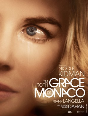 Grace of Monaco - French Movie Poster (thumbnail)