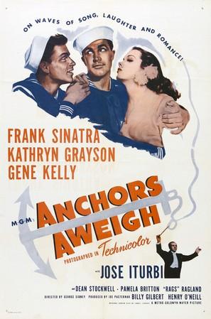 Anchors Aweigh - Movie Poster (thumbnail)