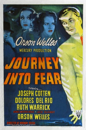 Journey Into Fear - Movie Poster (thumbnail)