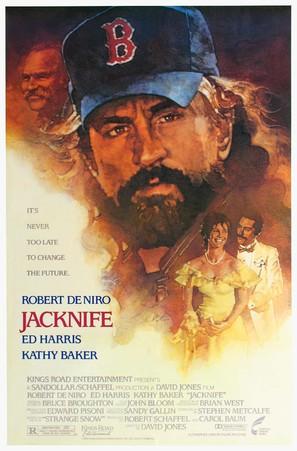 Jacknife - Movie Poster (thumbnail)