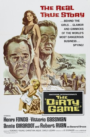 The Dirty Game - Movie Poster (thumbnail)