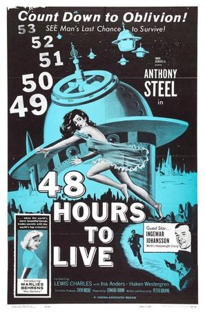 Med fara för livet - Movie Poster (thumbnail)