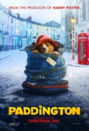 Paddington - British Movie Poster (thumbnail)